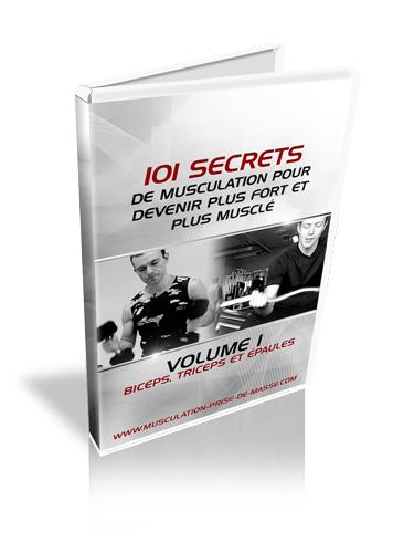 101 secrets de musculation Volume 1