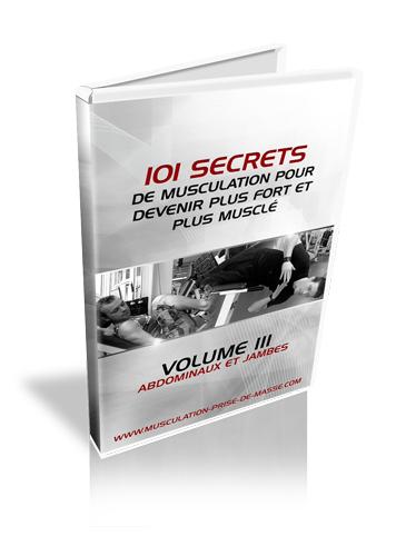 101 secrets de musculation volume 3
