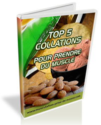Top 5 collations pour prendre du muscle