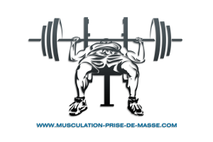 Le logo du bench press
