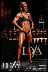 Laura Stevenson IDFA Miss Pro Univers